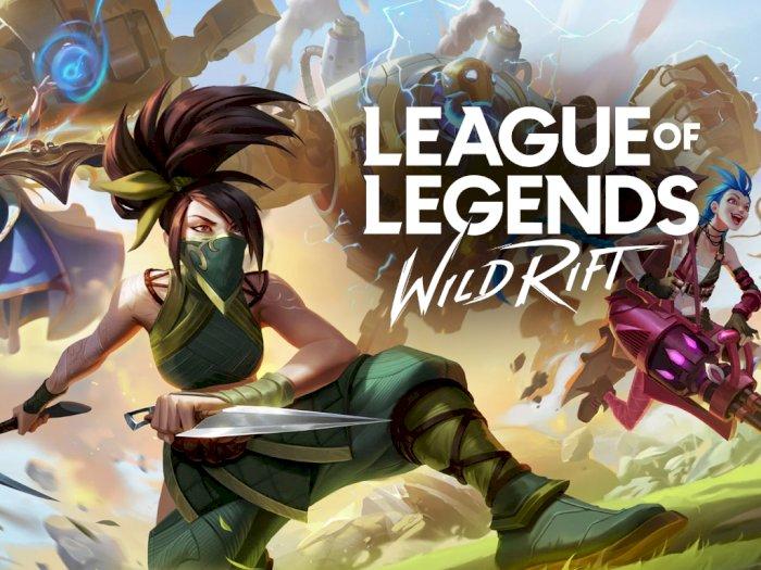 League of Legends: Wild Rift Resmi Buka Tahap Open-Beta, Juga Hadirkan Akali!