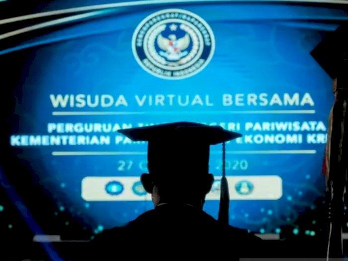 PTN Pariwisata Laksanakan Wisuda Online untuk 2.746 Lulusan