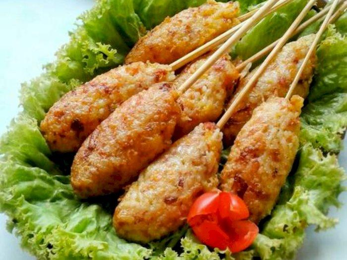 Resep Sederhana Sempol Nasi Sayuran