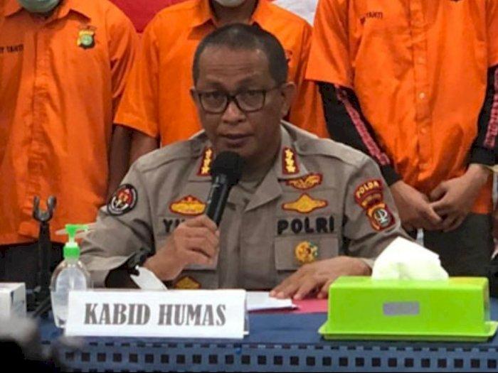 Polisi Duga Pejambret Perwira Marinir di Jakpus Berjumlah 4 Orang
