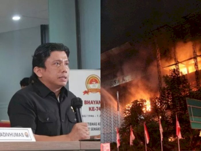 Mengejutkan! 64 Saksi Diperiksa, Inilah Fakta Baru Kasus Kebakaran Gedung Kejaksaan Agung