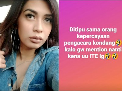 Karen Pooroe Jadi Korban Penipuan Orang Terdekat Pengacara Kondang, Siapa?