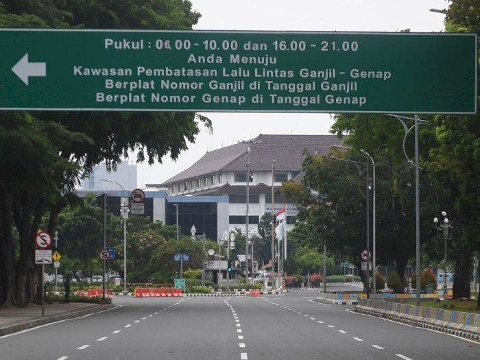 Libur Maulid Nabi, Lalu Lintas Jakarta Lengang tapi Operasi Zebra Tetap Berlaku