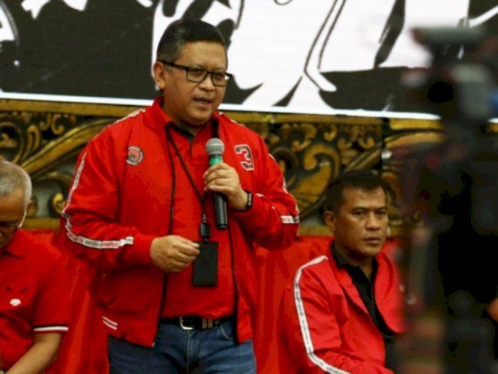 Sekjen PDIP Bantah Rezim Jokowi Otoriter dan Represif