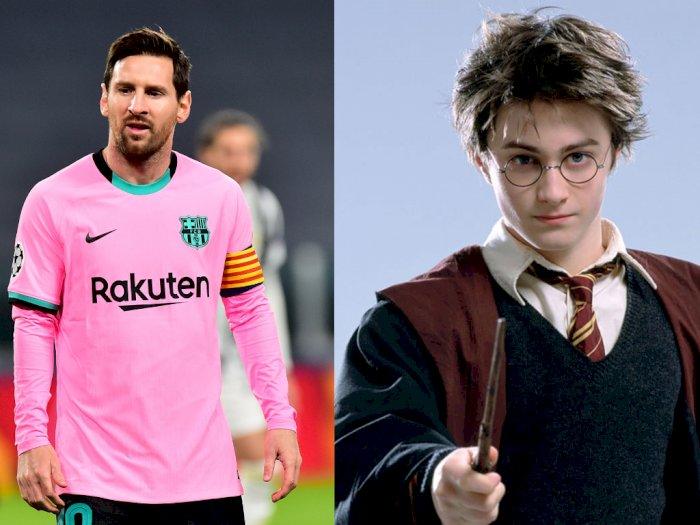 Vieri: Messi Adalah Pesulap, Dia Harry Potter Dalam Sepak Bola!