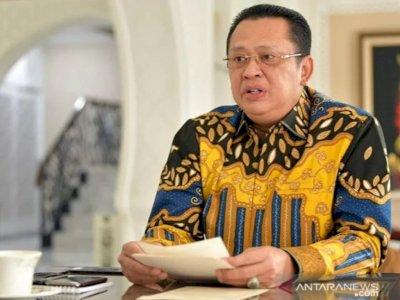 Keren! Ketua MPR RI Bambang Soesatyo Dinobatkan Jadi The Rising Star of Democracy