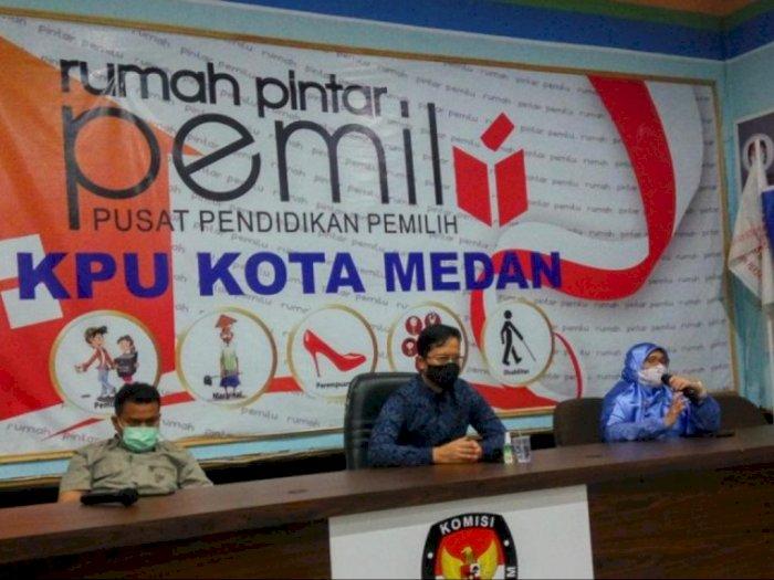KPU Batasi Dana Kampanye Paslon Pilkada Medan Maksimal Rp36 Miliar