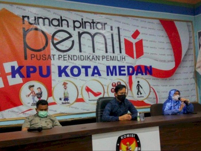 KPU Medan: Penanganan Covid-19 Jadi Salah Satu Materi Debat Paslon Pilkada
