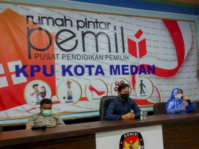 Debat Paslon Pilkada Medan Akan Digelar Tiga Kali dan Ditayangkan di TV Nasional