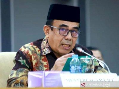 Memperingati Maulid Nabi, Menag Fachrul Razi Ajak Umat Islam Perbanyak Selawat