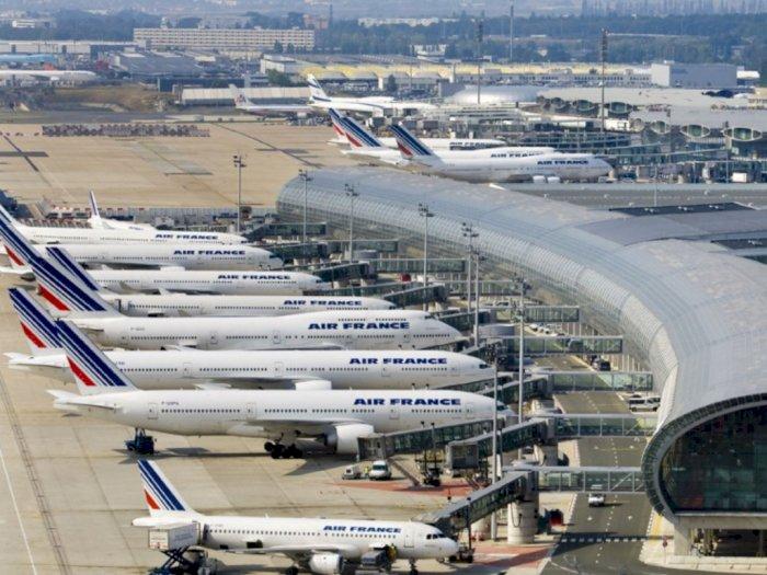 Status Bandara Tersibuk di Eropa Kini Dipegang oleh Bandara Charles de Gaulle di Paris