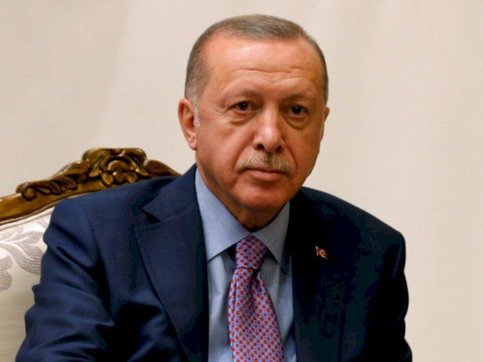 Erdogan: Negara Barat yang Menyerang Islam Akan Picu Perang Salib Baru!