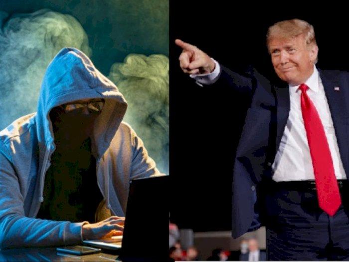 Waduh, Hacker Bobol Akun Partai Republik dan Curi Dana Kampanye Donald Trump Rp32,2 Miliar