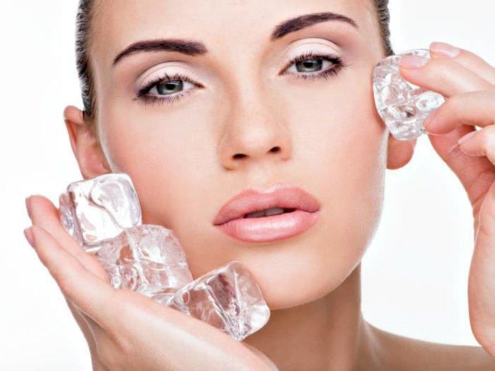 Coba Lakukan Perawatan Skin Icing untuk Mendapatkan Kulit yang Halus dan Bercahaya