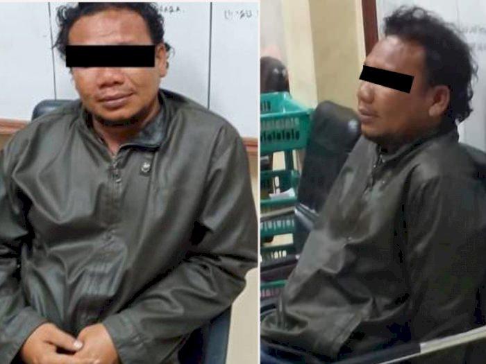 Pelaku Diduga Mau Menggorok Leher Korban, Serang Ulama Aceh Masuk dari Belakang Mimbar