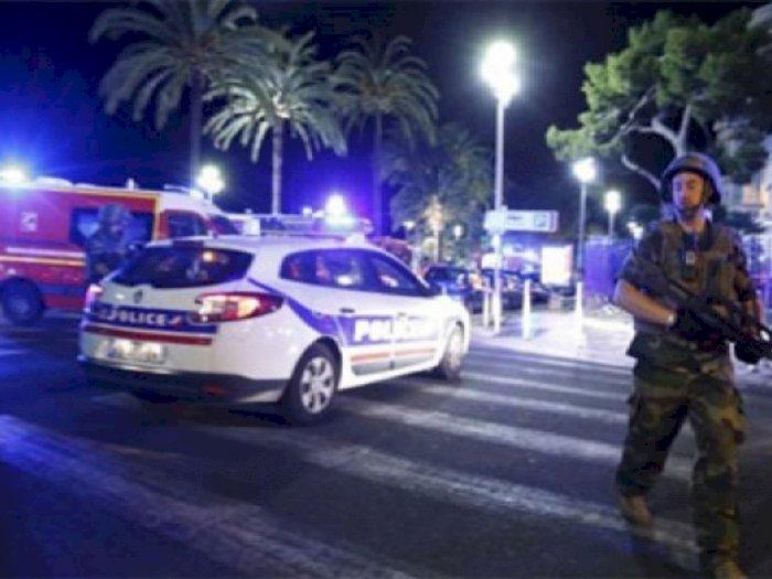 Buntut Kisruh Kartun Nabi Muhammad di Prancis, Pria Asal Tunisia Serang Warga, 3 Tewas