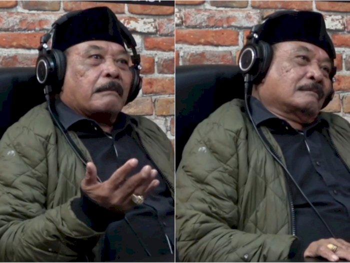 Sukses Jadi Pelawak Terkenal di Indonesia, Haji Bolot Ternyata Masih Pakai HP Jadul