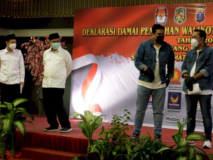 DPT Pilkada Medan Sudah Fix! Akhyar-Bobby Siap Berebut 1,6 Juta Pemilih