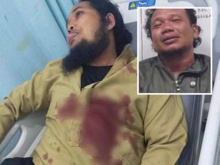 Terungkap Ustadz Zaid Maulana Diserang Mantan Polisi, Ditikam Saat Isi Ceramah Maulid Nabi