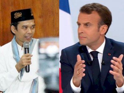 Islam Dilecehkan Presiden Prancis, Ustaz Abdul Somad Ingatkan Kisah Sultan Abdul Hamid II