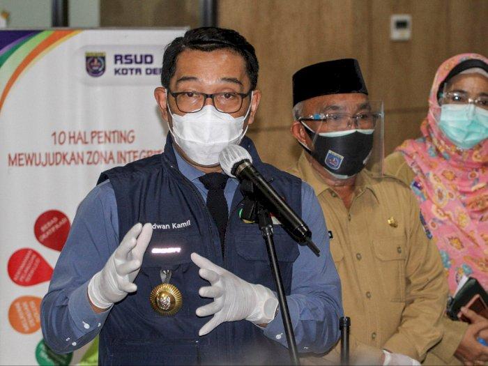 Ridwan Kamil Paparkan Langkah Jabar Antisipasi COVID-19 saat Libur Panjang