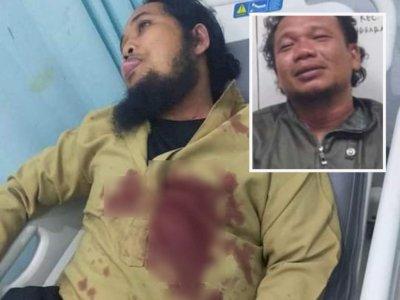 Ulama Aceh Ternyata Ditikam Pecatan Polisi, Ustaz Zaid Maulana Luka di Leher dan Jari
