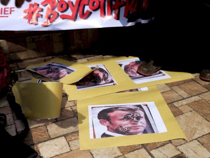 Mulai Pekan Depan, Aliansi Cinta Rasul di Medan Demo Protes Presiden Prancis Tiap Jumat