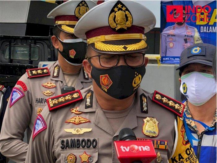 Pasca Demo Rusuh Jakarta, Sebanyak 12 Titik Kamera Tilang Elektronik Rusak