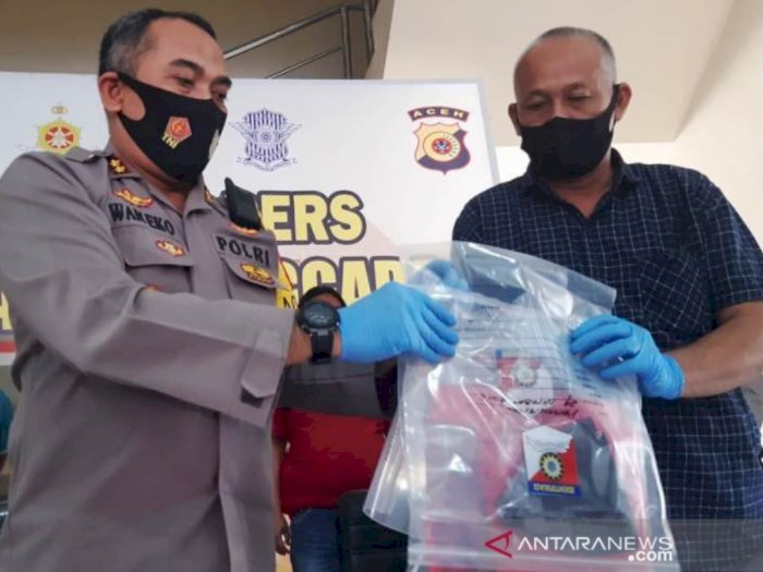 Polisi Angkat Bicara Soal Motif Penyerangan Ulama di Aceh, Pelaku Ternyata Pecatan Polisi