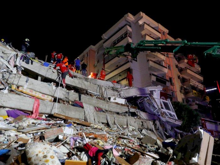 BMKG Jelaskan Hasil Analisa Gempa di Turki: Tidak Akan Berdampak ke Indonesia