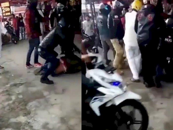 Ada Ancaman Penembakan saat Rombongan Moge Keroyok Aparat, TNI Berikan Respons