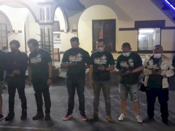 Rombongan Moge Main Gas di Luar Batas, TNI: Kurang Sopan