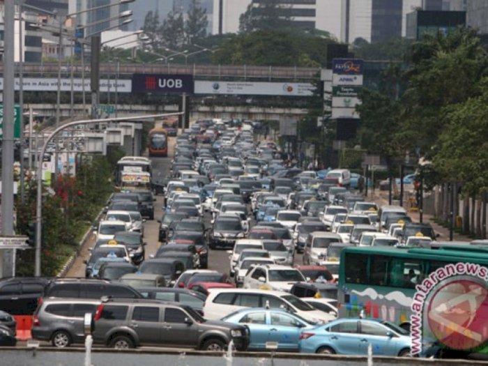 Transportasi Jakarta Terbaik di Dunia, Anies Baswedan: Alhamdulillah