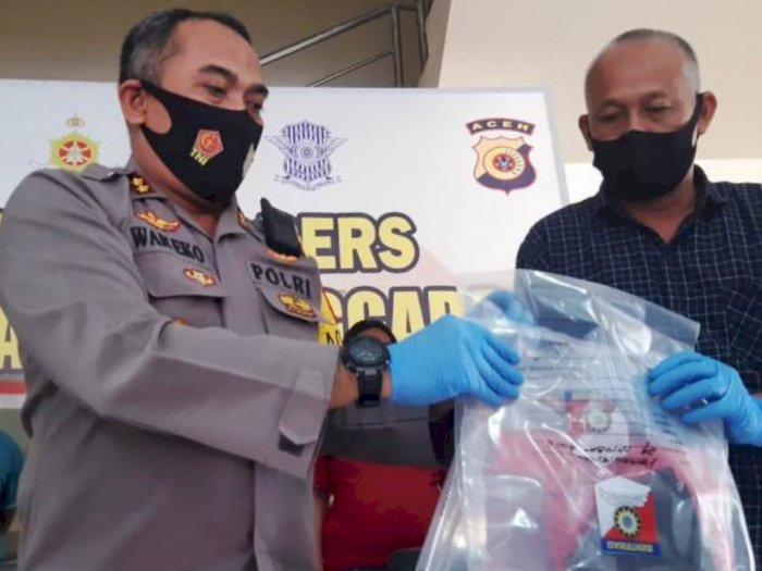Pelaku Penusukan Ustaz di Aceh Ditetapkan Jadi Tersangka, Ini Kata Kapolres Aceh Tenggara