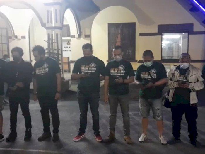 Rombongan Moge yang Viral Keroyok Anggota TNI Akhirnya Minta Maaf