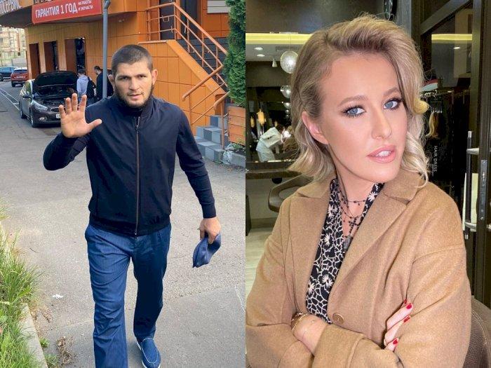 Khabib Nurmagomedov Dikritik Selebritas Rusia atas Komentar Kerasnya ke Macron