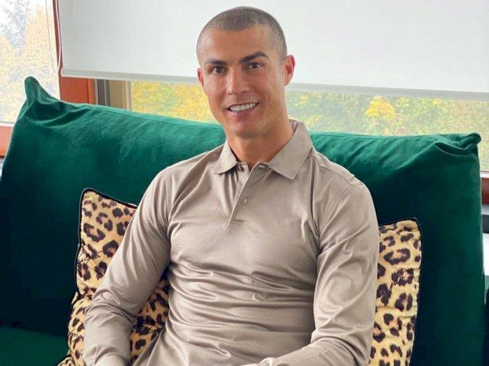Sudah Negatif Covid-19, Ronaldo Segera Kembali ke Skuad Juventus