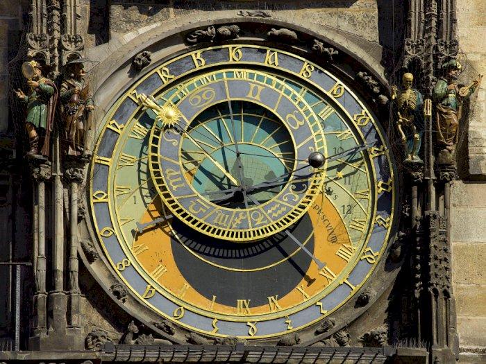 Jam Astronomi Praha, Jam Tertua di Dunia yang Masih Beroperasi