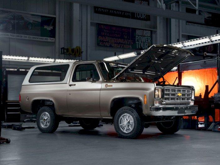 Chevrolet Bakal Jual Kit Retrofit Mobil Listrik di Tahun 2021 Nanti!