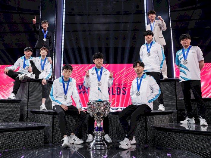 DAMWON Gaming Sukses Juarai Turnamen League of Legends Worlds 2020!