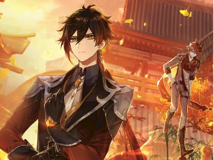 Genshin Impact Bakal Kehadiran Update Terbaru di Bulan November Nanti!
