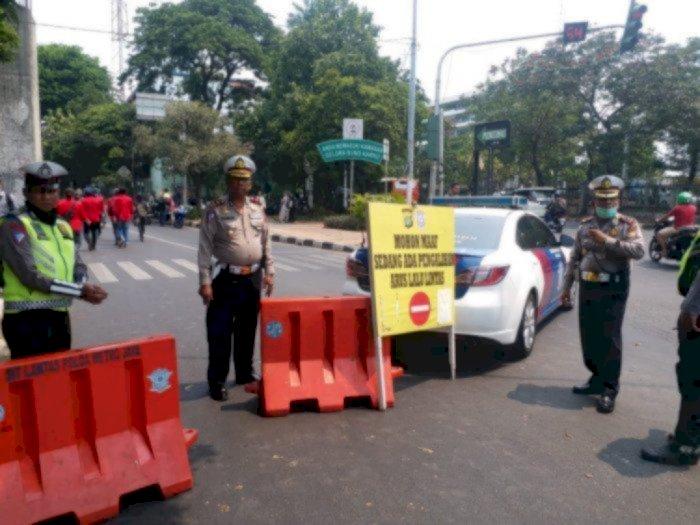Ada 2 Demo di Jakarta Hari Ini, Catat Rekayasa Lalu Lintasnya!