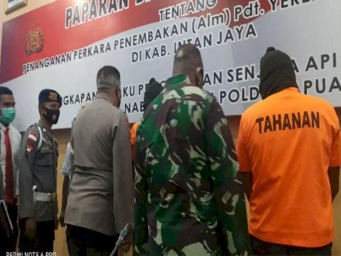 Terungkap! Oknum Brimob 7 Kali Bawa Senjata Ilegal ke Papua, Tiga Pria Jadi Tersangka