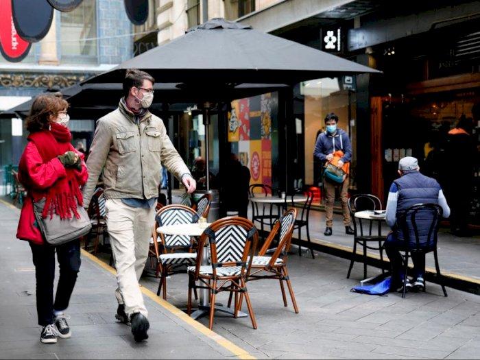Kabar Baik! Tidak Ada Kasus Covid-19 Baru untuk Pertama Kalinya di Australia