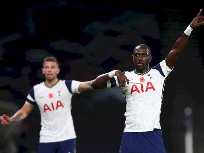 FOTO: Liga Inggris, Tottenham Hotspur Menang 2-1 Atas Brighton