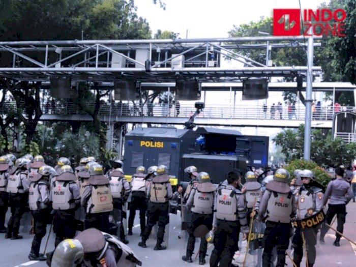 Demo di Kedubes Prancis Jakarta Hari Ini, Polisi Siapkan Pengamanan