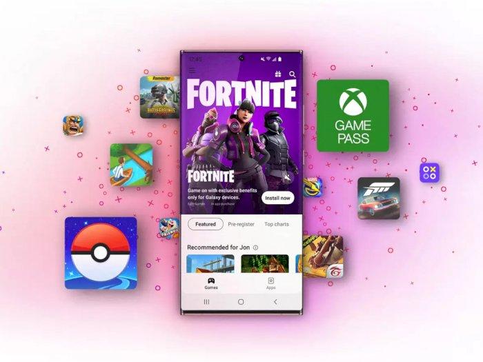 Samsung Desain Ulang Galaxy Store untuk Permudah Install Game dan Aplikasi!