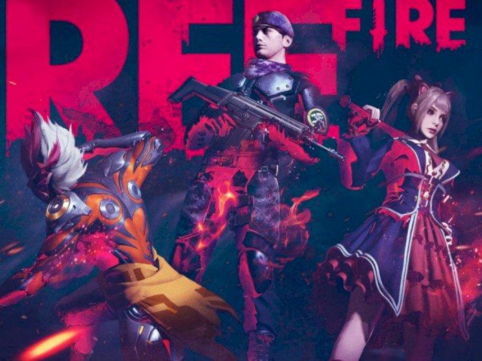 Free Fire Continental Series 2020 Siap Digelar 22 November