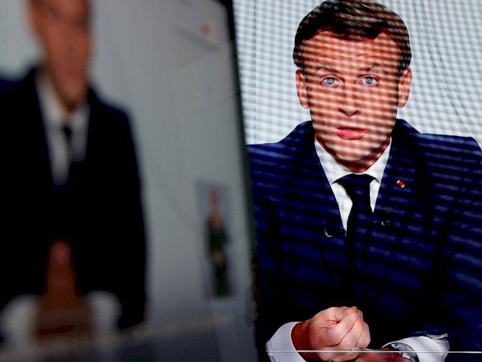 Kelompok Jihadis Al-Qaeda Ancam Presiden Prancis Emmanuel Macron