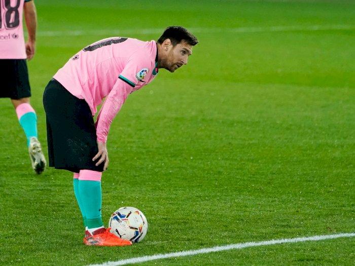 Krisis Finansial Saat Pandemi, Barcelona akan Kurangi Gaji Pemain, Tak Terkecuali Messi